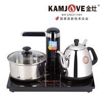 金灶 T-800A 自吸加水感应式智能电热茶艺壶
