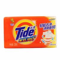 汰渍 全效360°三重功效洗衣皂/透明皂 柠?#27663;?#22411; 238G/块 36块/箱