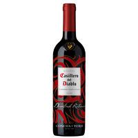 智利干露 红魔鬼 魔域之火卡本妮苏维翁红葡萄酒 700ml